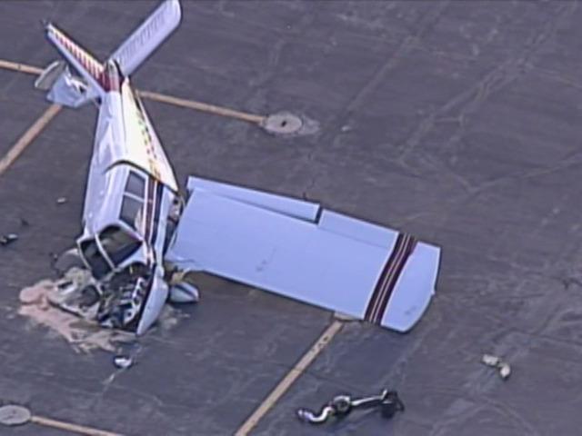 Two from Des Moines die in Missouri plane crash
