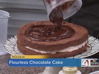 RECIPE: Flourless Chocolate Cake