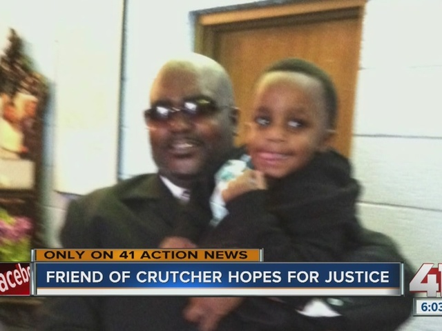 Friend of Crutcher's hopes for justice