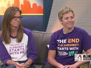 Get Inolved: Walk To End Alzheimer's