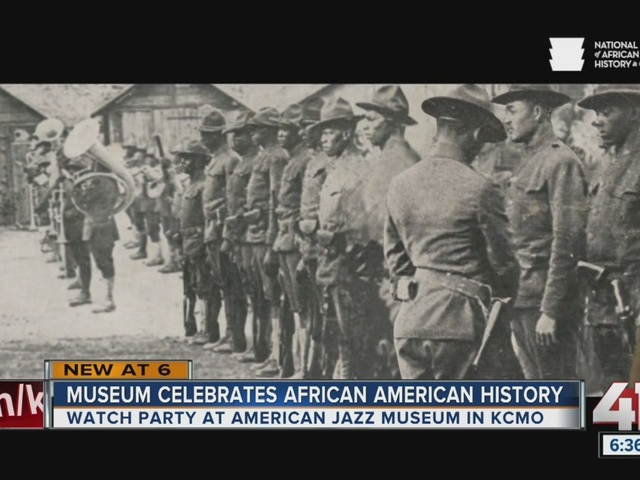 Museum celebrates African American history