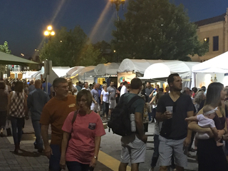 Plaza Art Fair sees increased security this year