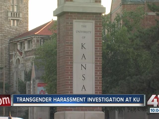 Transgender harassment investigation at KU