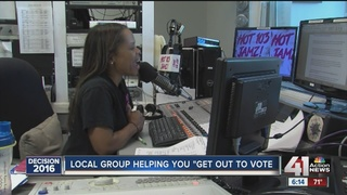 Hot 103 Jamz is trying to overcome voter apathy