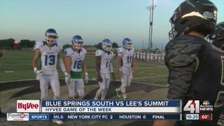 Hy-Vee Football: Blue Springs and Lee's Summit