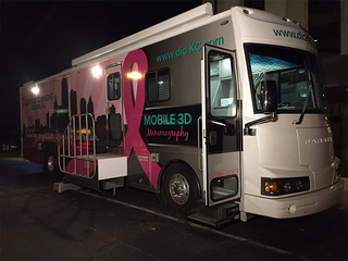 KC gets its 1st mobile vehicle for 3D mammograms