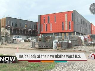 Inside Olathe's new high school, opens in 2017