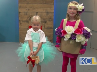 DIY Halloween Costumes For The Kids