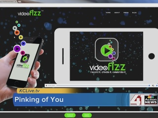 VideoFizz Kicks Off PINKing Of You Campaign