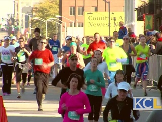 Runners Gear Up For The 2016 KC Marathon