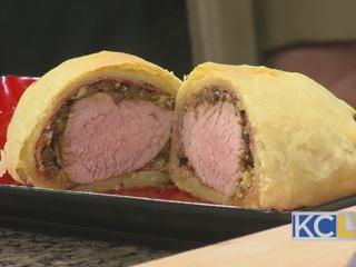 RECIPE: Pork Wellington