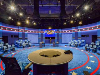 PHOTOS: Second presidential debate in St. Louis