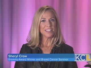 Sheryl Crow Talks Breast Cancer Awareness