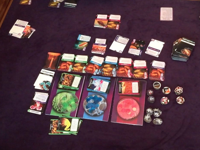 Local couple creates board game that takes battle to the immune ...