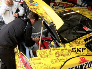 KC-born NASCAR mechanic back in town for races