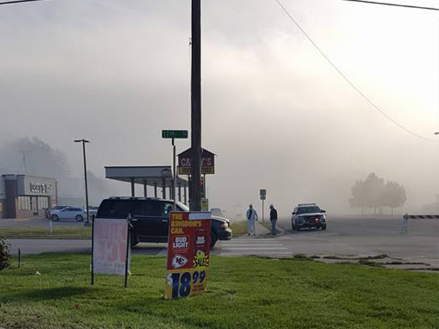 Chemical Spill Sends Toxic Plume Across City of Atchison