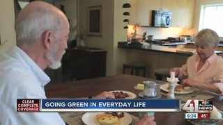 Going green in everyday life