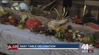 Diva of DIY: easy table decoration