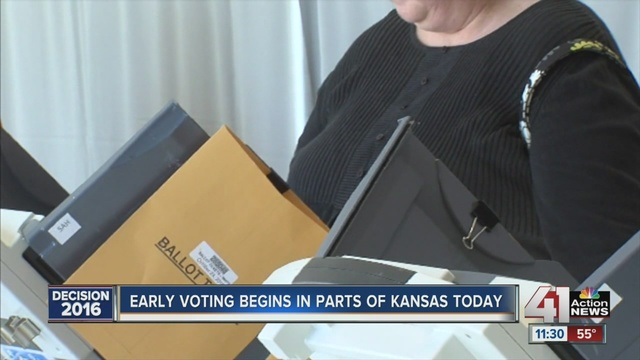Early Voting Begins Monday In Illinois