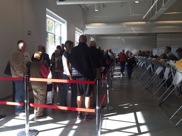 Early voting will begin this week in JoCo, WyCo