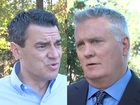 Yoder and Sidie strike hard in political ads
