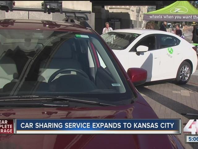 Zipcar expands its car rental program to downtown Kansas City