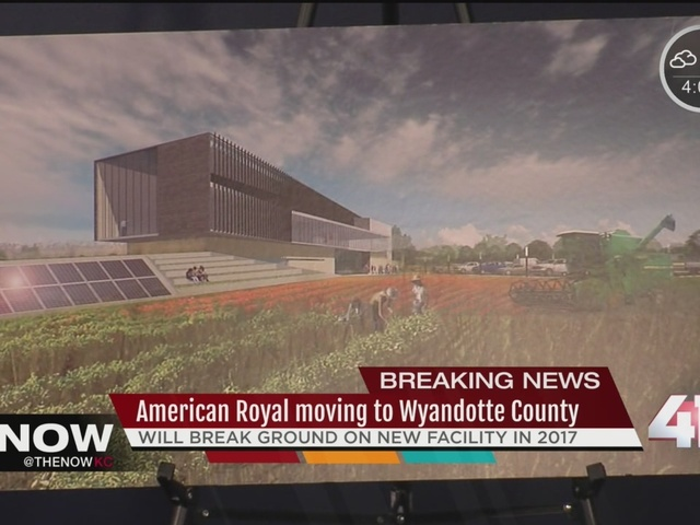 American Royal moving from KCMO to WyCo, KS