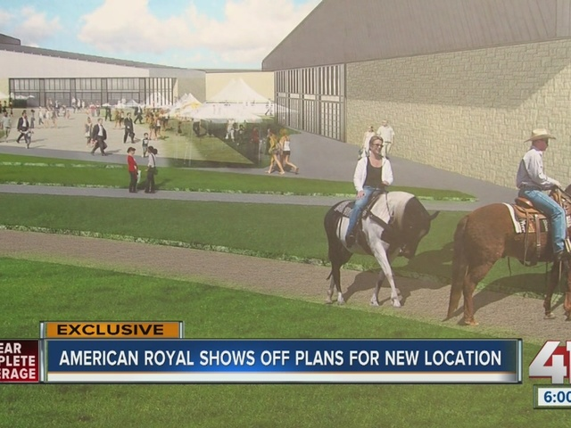 American Royal shows what new location may look like