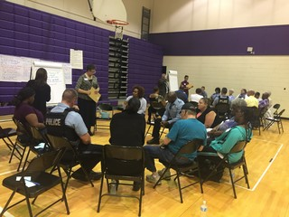 Wyandotte County holds forum on crime and police