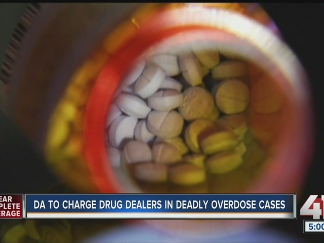 Johnson County DA to charge drug dealers in deadly overdose cases