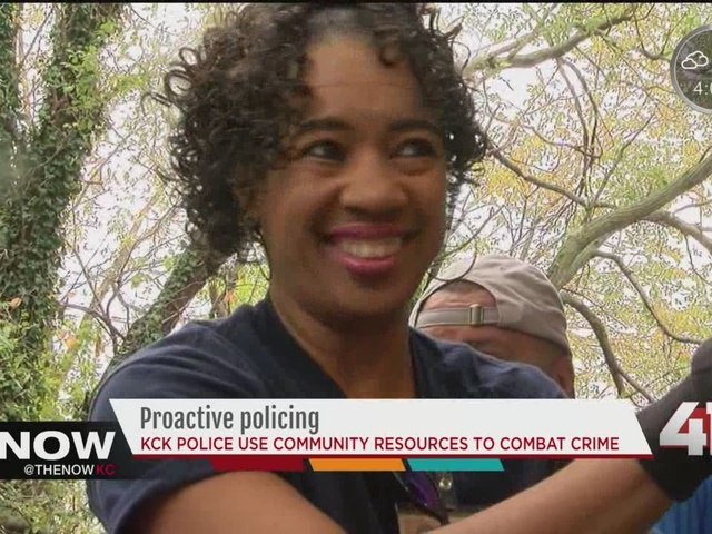 KCK police use community to combat crime