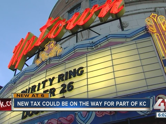 New tax could be on the way for part of KC