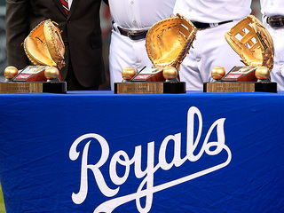 3 Royals players finalists for Gold Glove Awards