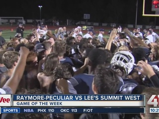 Lee's Summit West beats Raymore–Peculiar