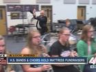 SME holds mattress fundraiser for band programs