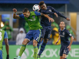 Sporting KC falls to Seattle in MLS playoffs