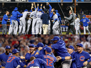 KC man predicted Royals, Cubs' WS wins in 2014