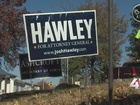 When do election signs have to come down?