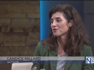 N@N: Candice Millard