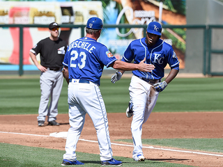 Royals announce 2017 Spring Training schedule
