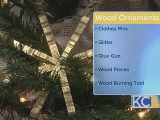 DIY Wooden Ornaments
