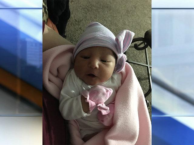 Missing Kansas newborn found safe in Dallas; 2 in custody