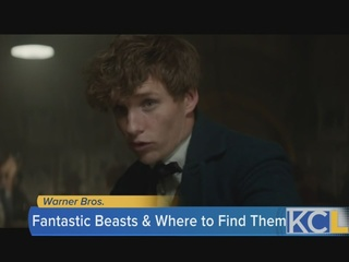 Review: 'Fantastic Beasts & Where To Find Them'
