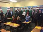 Missouri education officials tour KCPS schools