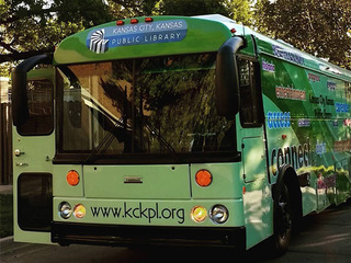 KC mobile library brings books, CDs, DVDs to you
