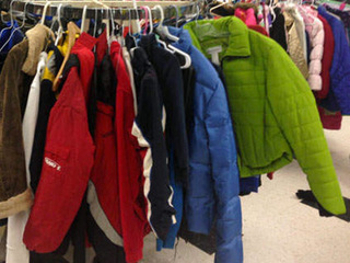 KC high school aims to donate 5,000 coats