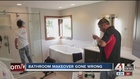 Angie's List: bathroom makeover gone wrong