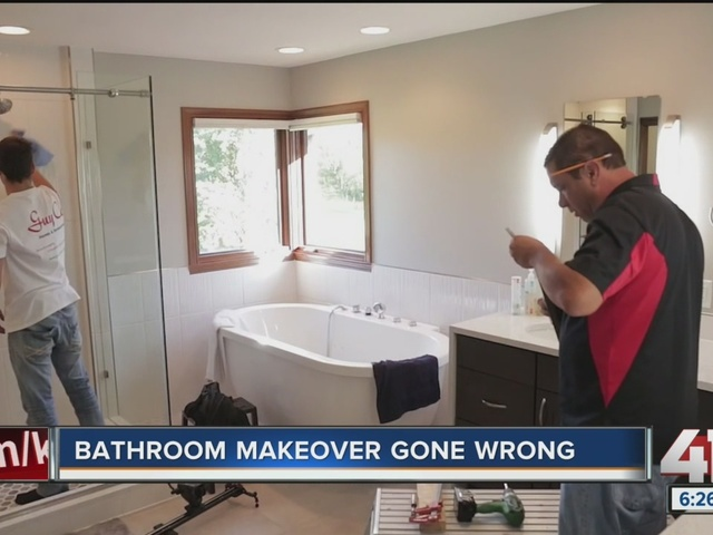 angie 39 s list bathroom makeover gone wrong 41 action news