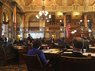 Kansas lawmakers convene to name new leaders