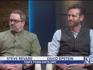 N@N: Steve Revare and David Epstein